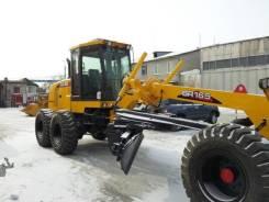 Автогрейдер Шантуй уборка снега