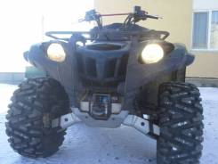 Yamaha Grizzly, 2008