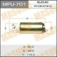 """Бензонасос """"Masuma"""", с фильтром сеткой. Suzuki, V=1600"""
