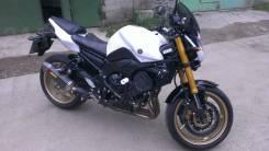 Yamaha FZ 8, 2010