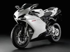 Ducati 848, 2013