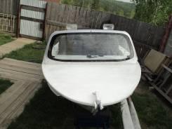 Лодка Днепр с мотором Ямаха 40