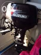 Продам лодочный мотор Suzuki DT 30 RS