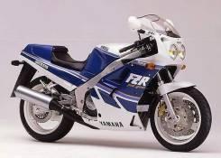 Yamaha FZR 250, 1987