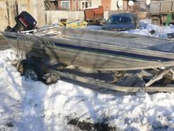 Лодка Мастер 440