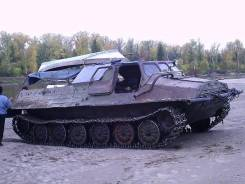 Алтайтрансмаш-сервис ГТ-ТР-02, 1987