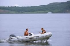 Супер Лодка Кайман 450