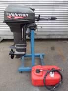 Продам лодочный мотор Джонсон  15 л. с