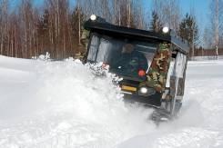 Снегоболотоход Пелец 300