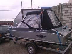 Продаю лодку волжанка фиш 47, мотор yamaha 60Fetol+прицеп.