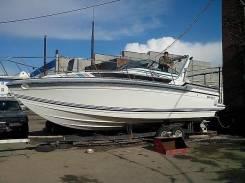 Круизная яхта 29 футов, дизель
