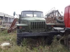 Продаю  трал Чмзап 5523А в месте с тягачем УРАЛ-4320 с хранения