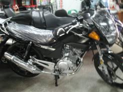 Yamaha YBR 125 новый от мотосалона Мото-тех, 2014