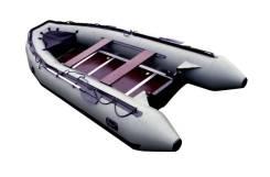 Моторная лодка ПВХ Лидер-500