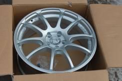 Серебро Advan RS r17 5х100 ET40 7J( есть отправка в регионы)