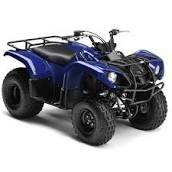 Yamaha Grizzly 125, 2008