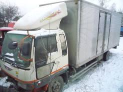 Будка фургон HINO