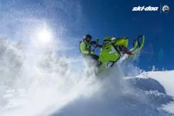 BRP Ski-Doo Freeride 800R E-TEC 154, 2015