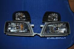 Фара. Toyota Caldina, AT191, ST190, ST191, ST195, AT191G, ST190G, ST191G, ST195G 3SFE, 3SGE, 4SFE, 7AFE