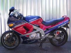 Kawasaki  ZZR600 D, 1992
