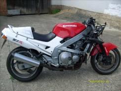 Kawasaki ZZR 600 D, 1992