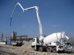 Аренда бетононасоса подачи товарного бетона