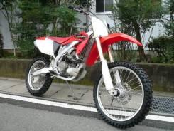 Honda CRF 450R, 2004