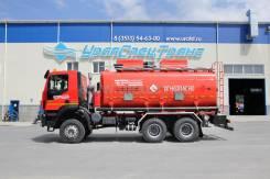 УСТ-5453UA Iveco Trakker AD380T42W, 2014