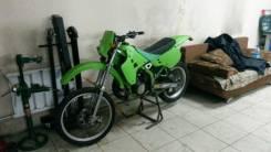 Kawasaki KDX 125SR, 1999