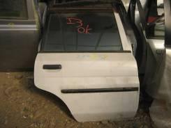 Дверь задняя правая на Mazda Demio