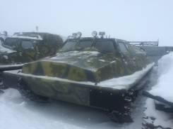 Гусеничный транспортёр ГТТ