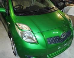 Реснички  Toyota Vitz NCP 91