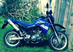 Yamaha XT 660, 2007