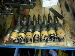 Двигатель C-15-BXS(Caterpillar)на запчасти(твин турбо)