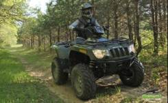 Arctic Cat 450, 2011