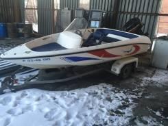 Моторная лодка Дельта + мотор+прицеп