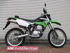 Kawasaki KLX 250, 2011