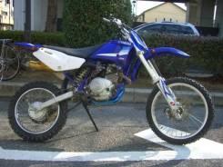 Yamaha TT-R 125, 2000