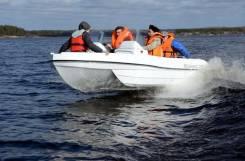 Лодка Scandic 430 (NEW, 2015)