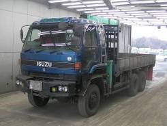 Isuzu Giga, 1990