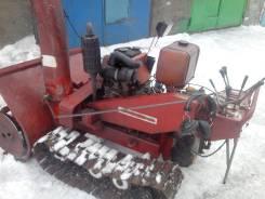 Дизельный снегоочиститель (Шнекоротор)