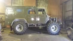 ГАЗ 66 Покоритель бездорожья!