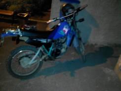 Yamaha DT50, 1997
