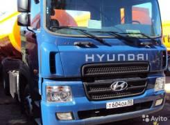 Седельный тягач Hyundai HD 500