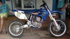 Yamaha YZ, 2004