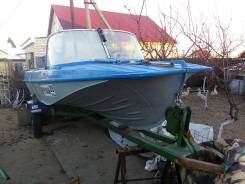 Пподается лодка казанка5м4