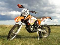 KTM 250 EXC-F, 2012