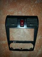 Консоль центральная. Subaru XV, GP, GP7, GPE FB16, FB20