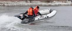 Лодка Пвх Касатка 365 купить в Томске