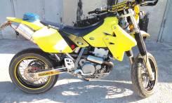 Suzuki DR-Z 400SM, 2002